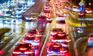 Lights can 'disappear' from our perception while driving at night.