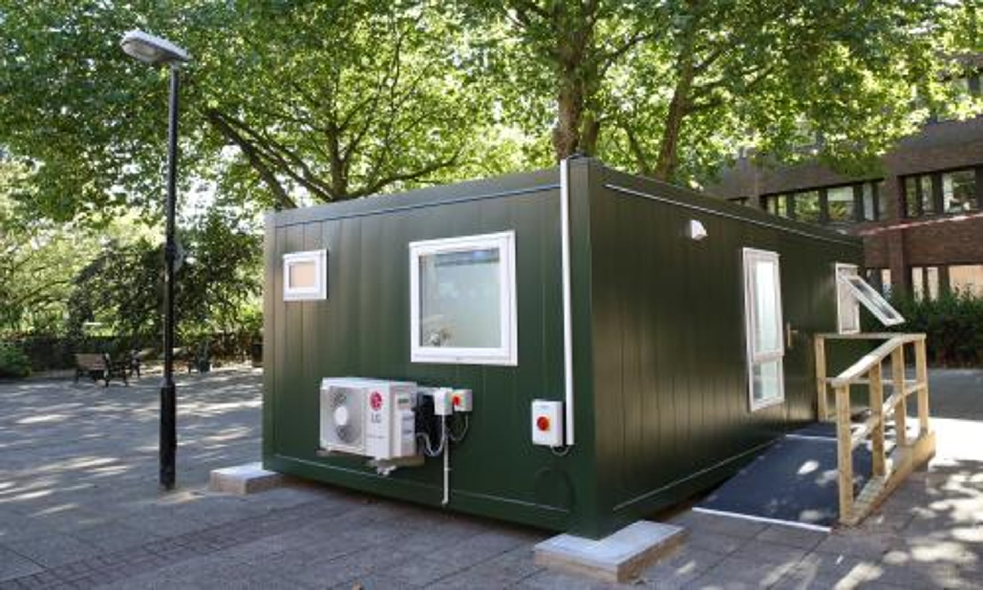 Is This Mobile Home The Answer To Middle Englands Housing Crisis