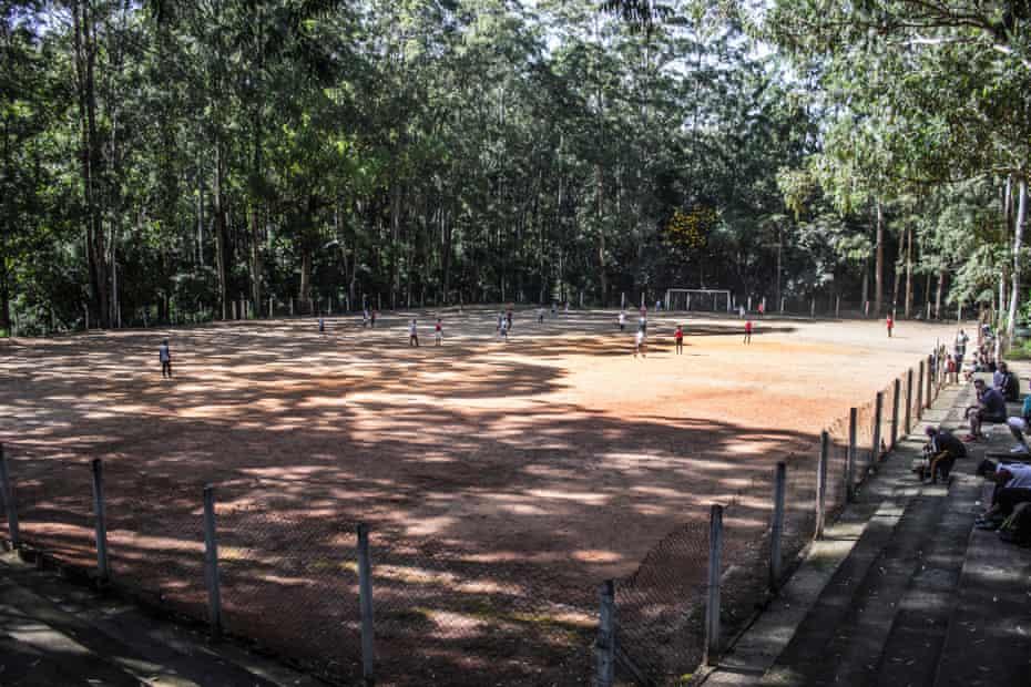 i̇sa'nın são paulo'nun tremembé semtinde kariyerine başladığı saha.