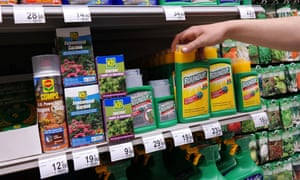Glyphosate is a core ingredient in Monsanto's Roundup brand.