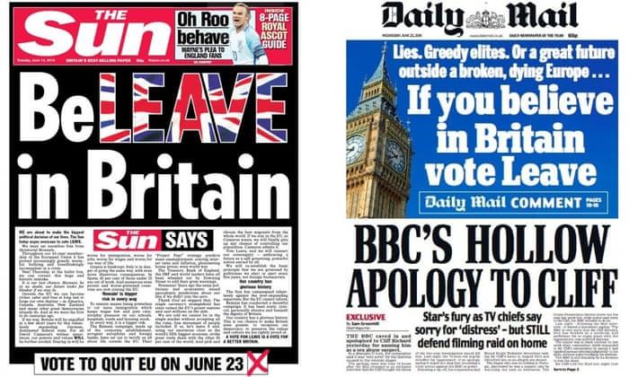 Brexit The Sun Uk