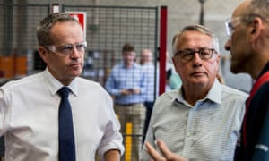 Bill Shorten and Wayne Swan