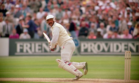 Graham Gooch recalls his masterful 154* against West Indies 30 years on