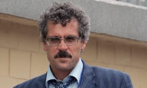 Dr Grigory Rodchenkov