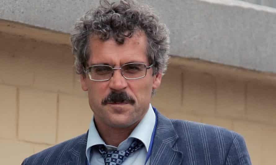 Grigory Rodchenkov, the former Moscow laboratory director blamed by internal Russian investigation for its doping problems