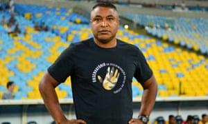 Bahia manager Roger Machado.