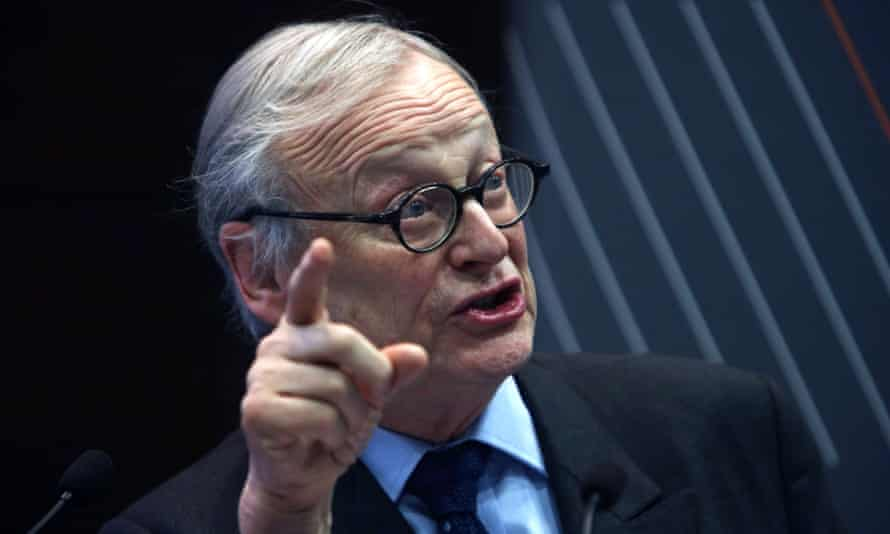 Lord Deben, chair of the Committee on Climate Charge, said housebuilders were 'cheating' buyers.
