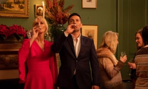 Surviving Christmas With The Relatives 2020 Surviving Christmas With the Relatives review – badly wrapped