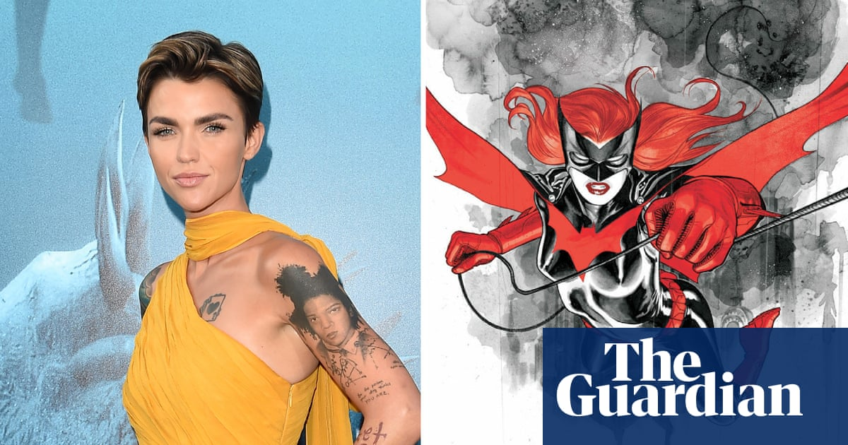 Ruby Rose cast as lesbian superhero Batwoman in new TV series
