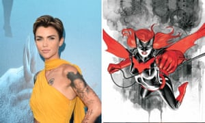 Ruby Rose cast as lesbian superhero Batwoman in new TV