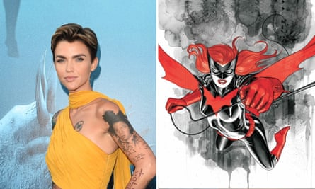Ruby Rose will play Batwoman in a role the actor said 'is something I would have died to have seen on TV when I was a young member of the LGBT community'.