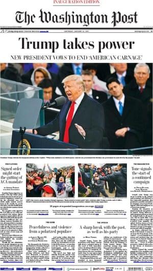 The Washington Post, Washington