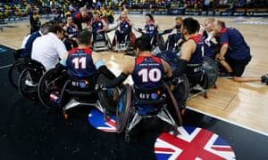 Wheelchair rugby was one of the sports to suffer in the current Olympic cycle and the Team GB squad will be hoping for better news from UK Sport.