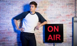 Greg James, host of the Radio 1 Breakfast show, which has pulled in 250,000 new listeners in his first year.