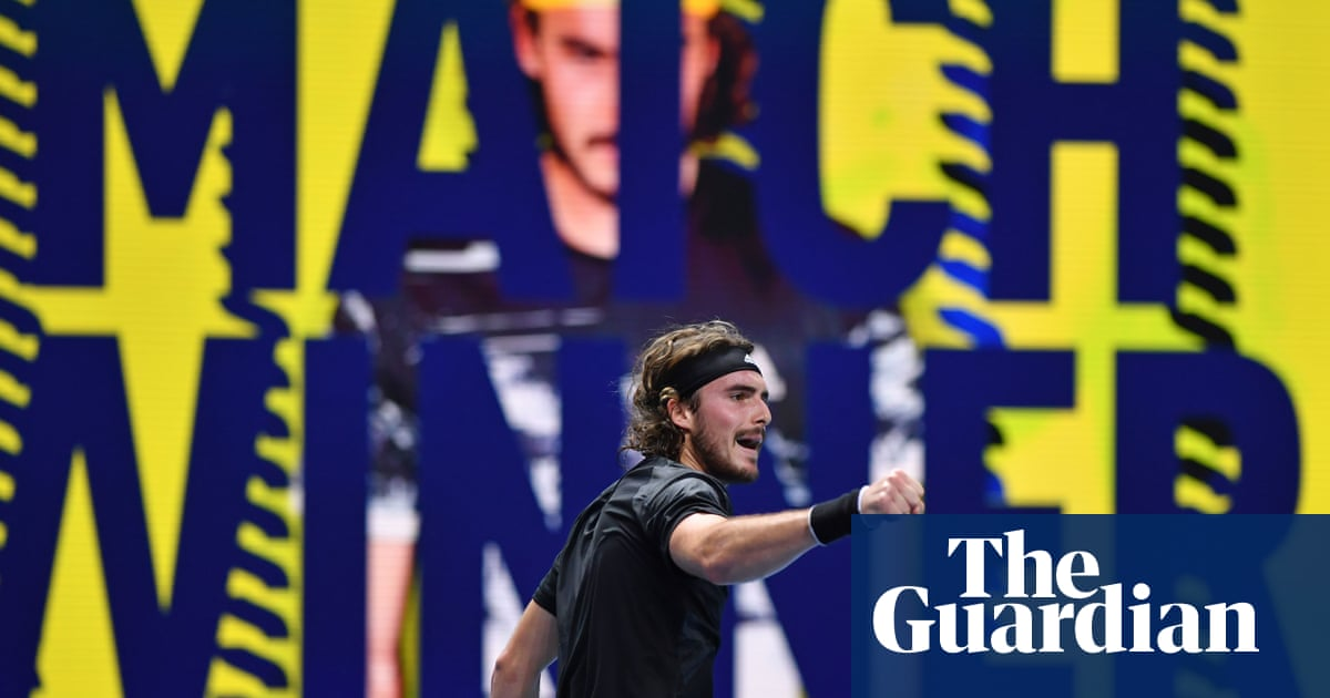 Stefanos Tsitsipas: I dont want to be a kid any more – I want to be treated as a man