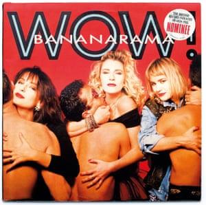 Bananarama … 'They were a bit feisty.'