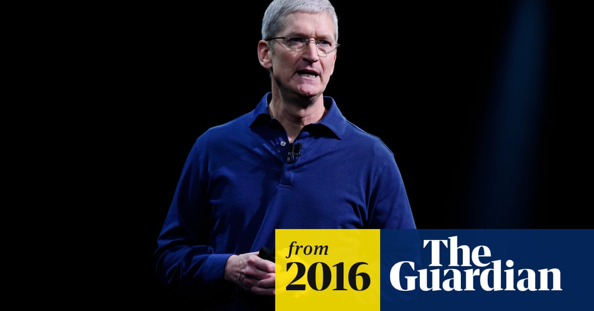 Tim Cook says Apple's refusal to unlock iPhone for FBI is a 'civil