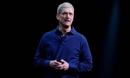 Tim Cook: 'At stake is the data security of hundreds of millions of law-abiding people and setting a dangerous precedent that threatens everyone's civil liberties.'