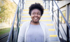 Titilayo Bamgbose, the head girl of Kensington Aldridge academy