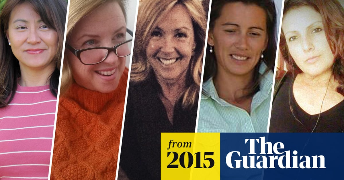 Domestic violence: five women tell their stories of leaving - the