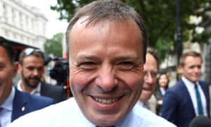 Arron Banks is under investigation in relation to Brexit campaign funding.