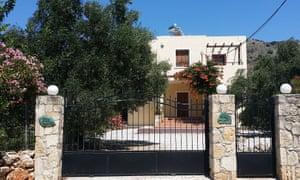 Villa Angelos, Crete