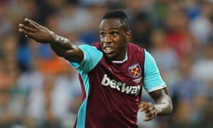 West Ham's Michail Antonio has been handed his first England call up by new manager Sam Allardyce.