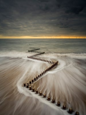 Damian Ward of Caister-on-Sea, Norfolk, which has won the Adobe Prize Winner 2016