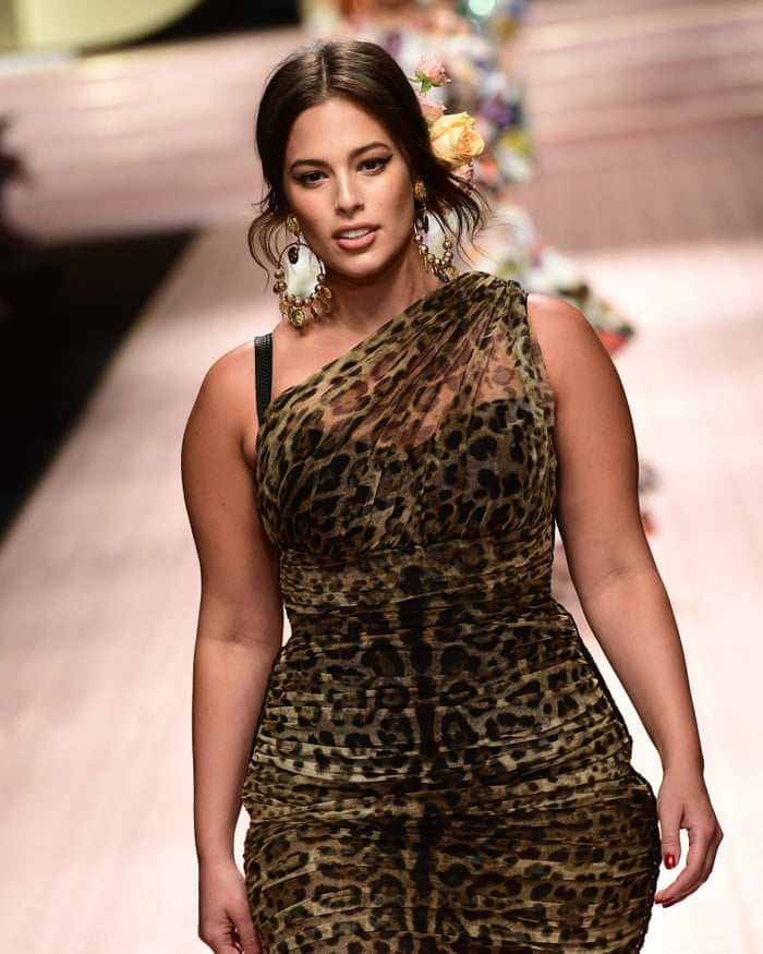 1bc929aaf395 Dolce & Gabbana: Milan fashion show's unlikely champions of diversity |  Fashion | The Guardian