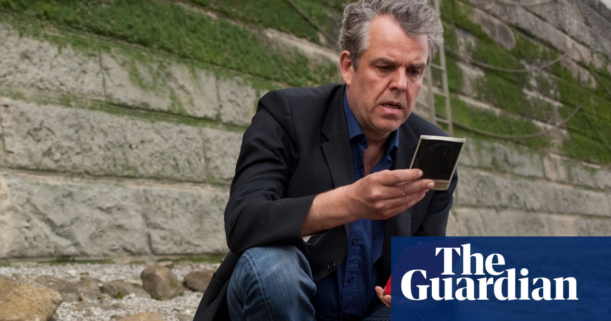 Danny Huston: 'I went around the world with my father – making his drinks'