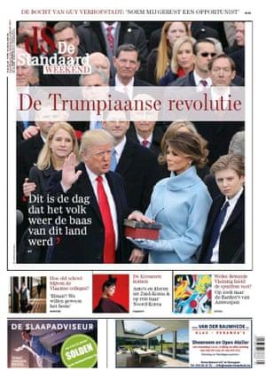 De Standaard, Brussels