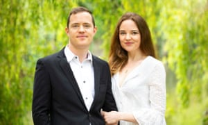 Niamh McManus and David Bennett