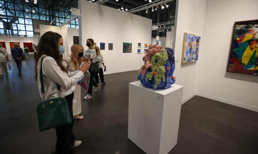 The Armory Show in September.