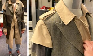 Duran Lantink makes new items unsold stock left over by luxury brands