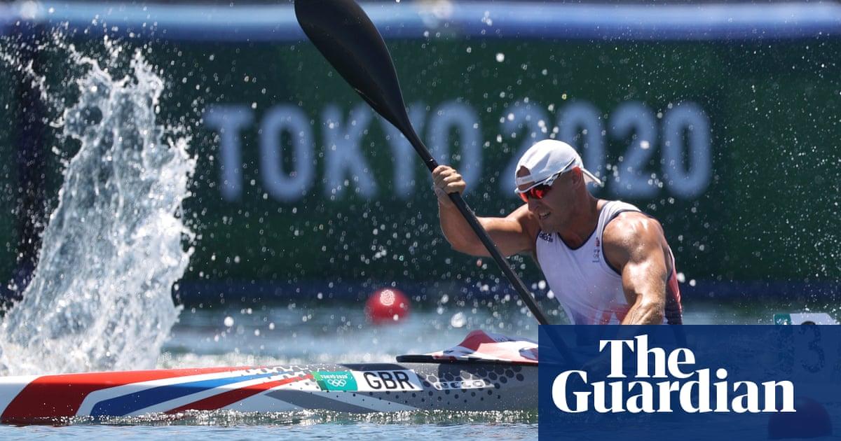 Britain's Liam Heath wins Olympic canoe bronze and ponders Paris push