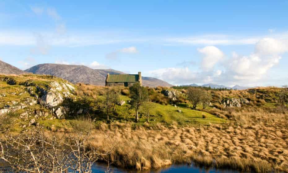 Cabin fever … The Wonder is set in rural Ireland.