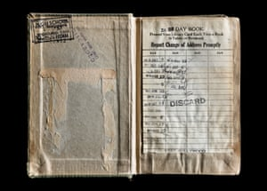 The volumes documented in Expired serve as specimens akin to post-mortem photography in the Victorian Era when family members only received the honour of documentation upon their demise.