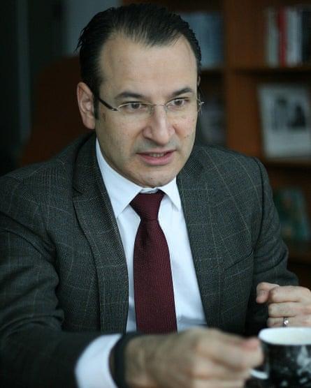 Andrei Tarnea, the director of the Aspen Institute in Romania.