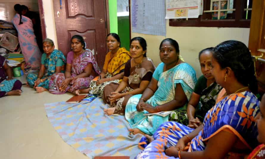 Sellur Vattara Kalinjiyam, a women's rights organisation in Madurai, India