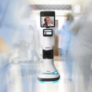 doctor robot intouch