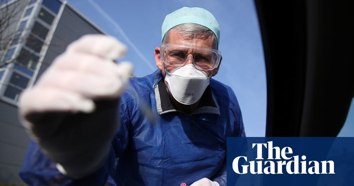 Coronavirus signs: what are they and can I look a physician? - The Guardian thumbnail