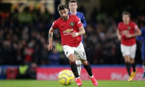 Bruno Fernandes set up Manchester United's second goal with an immaculate delivery for Harry Maguire from a corner.