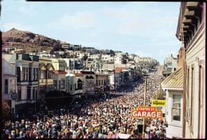 Castro Street Fair, circa 1976