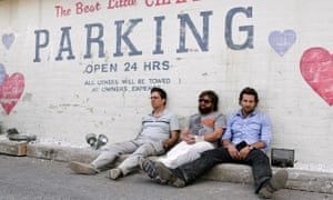 The stars of The Hangover