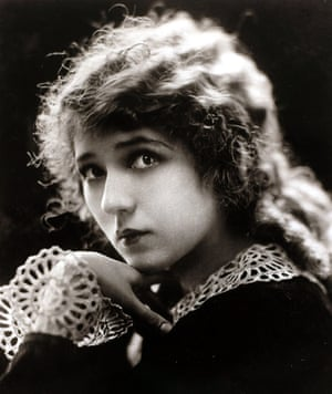 'Powerful behind the scenes and loved by millions' … Mary Pickford.