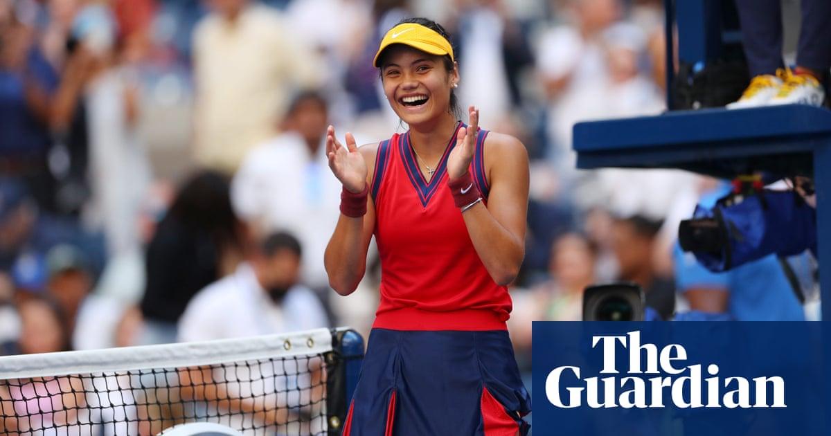 Emma Raducanu dismantles Shelby Rogers to reach US Open quarter-final