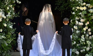 meghan markle and prince harry marry as millions watch uk news the guardian meghan markle and prince harry marry as