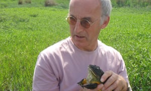Tim Halliday loved all things amphibian and was also a committed teacher.