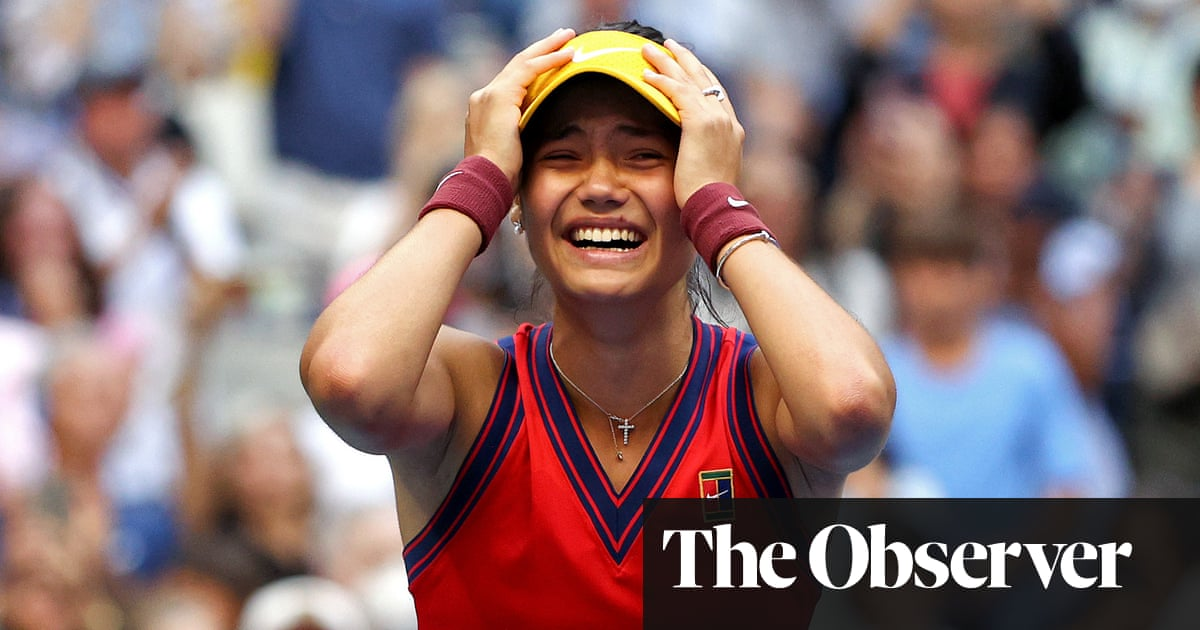 Emma Raducanu makes tennis history with US Open final win