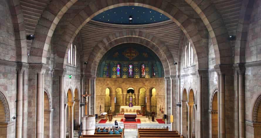 St Oswald & St Edmund Arrowsmith church.
